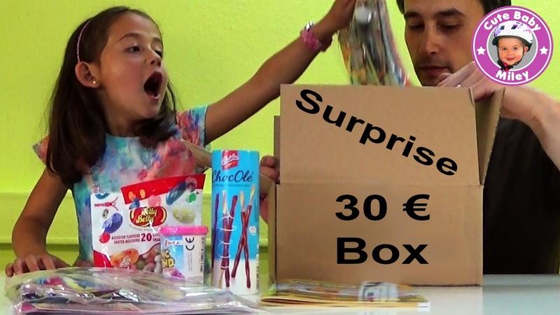 Spielzeug Überraschungs Box 4 für 30 Euro im Monat Juni 2015 - Kinderkanal