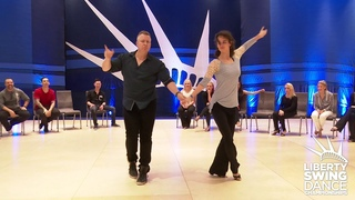 Liberty Swing 2019 Johnvitational Kyle Redd & Bryn Anderson
