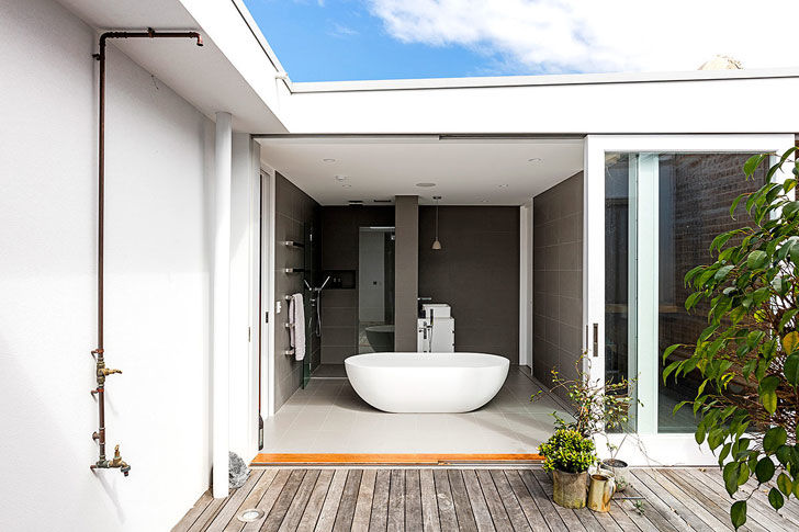Лофт для наслаждения городской жизнью в Сиднее
