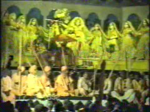 Bhakti kumud santa Goswami Guru Maharaj video