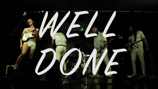 IDLES - WELL DONE (Official Video)