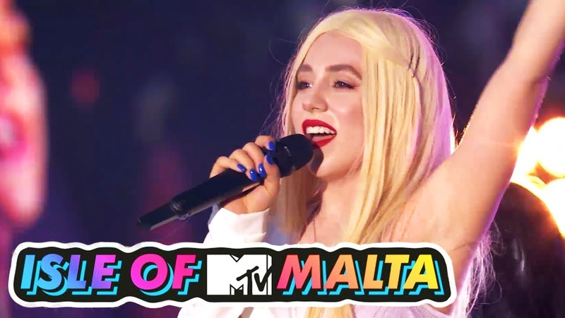 Ava Max - 'Sweet But Psycho' | Live at Isle of MTV Malta 2019