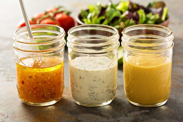 Заправки для салатов, изображение №1