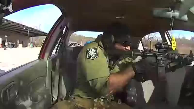 Talon Defense Counter Ambush Vehicle Defense.mp4