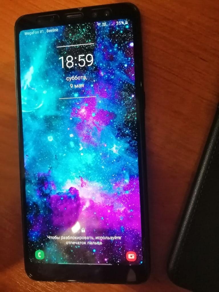 Купить или обменяю Samsung Galaxy A8 plus. Полный | Объявления Орска и Новотроицка №4919