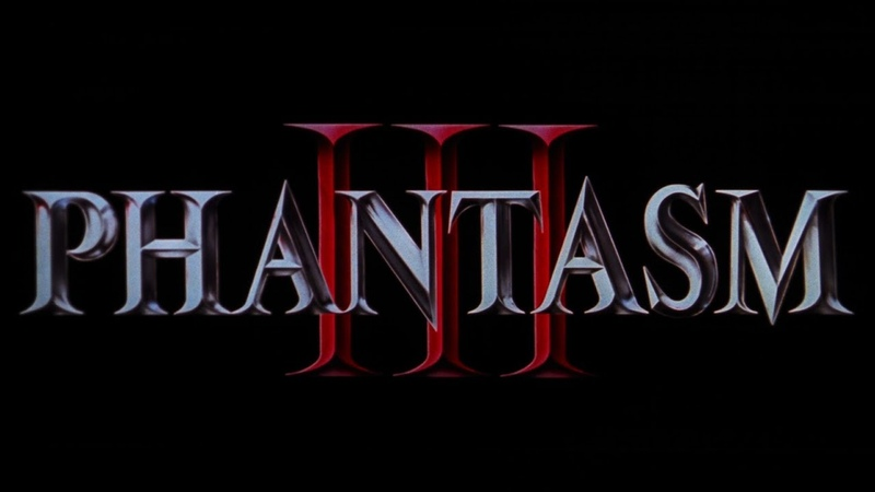 PHANTASM III LORD OF THE DEAD 1994
