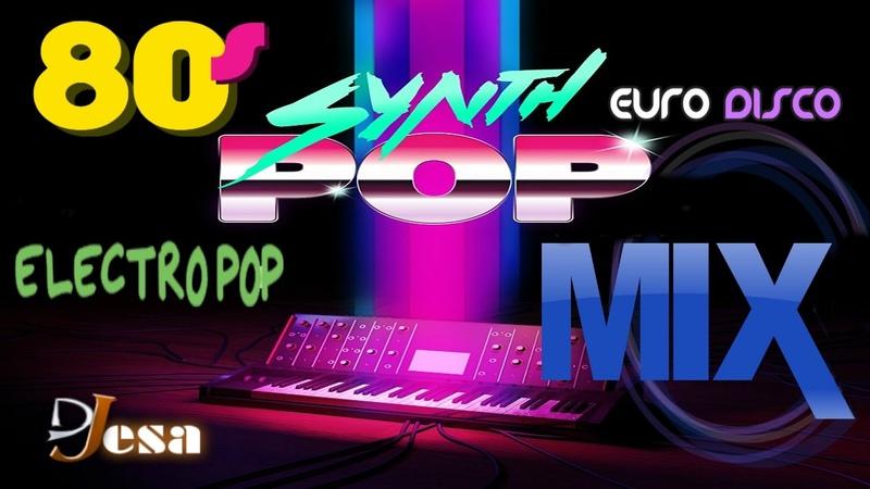 80´s Italo Disco MIX SynthPop Changa de los 80 Flash Back Anos 80