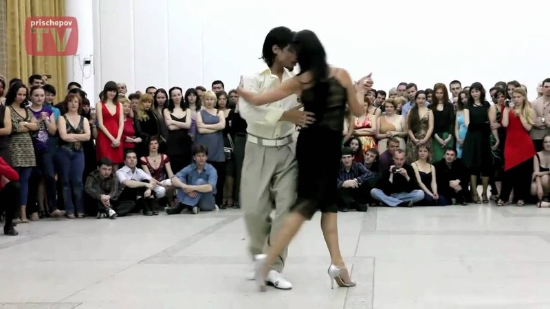 Gaston Torelli Moira Castellano, 5th International Tango Camp Crimean Vacations 2010(4)