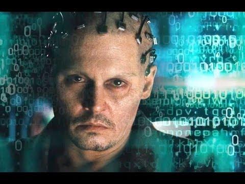 Превосходство Transcendence Русский трейлер HD Джонни Депп