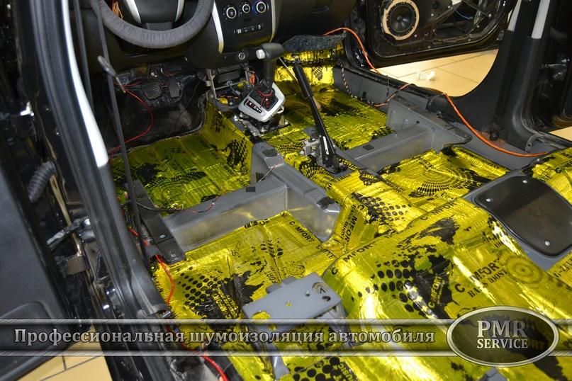 Шумоизоляция Datsun on-DO, изображение №10