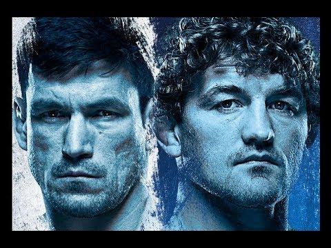 Разбор турнира UFC Maia vs. Askren