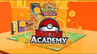 Become a Pokémon TCG Master with Battle Academy!