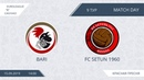AFL19 EuroLeague B Division CAO VAO Day 9 Bari FC Setun 1960