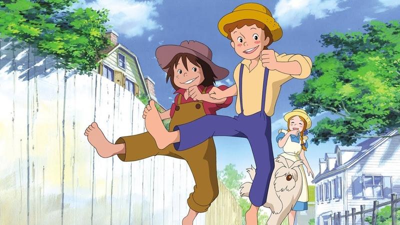 Приключения Тома Сойера Любимые мультфильмы для детей