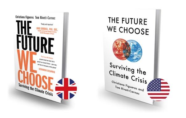The Future We Choose Surviving the Climate Crisis