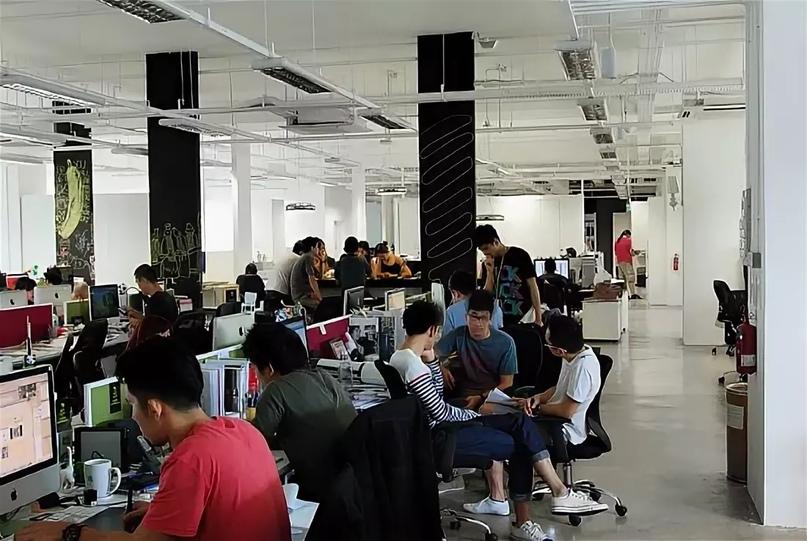 Комфортные условия труда позволили стране стать лидером мировой сферы IT