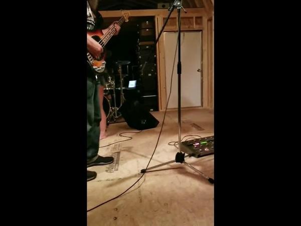Melissa Martin Band Rehearsal 7-17-18 🤘🏼