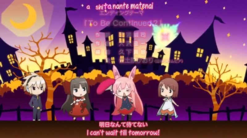 Mondai Ji tachi ga Isekai Kara Kuru Sou Desu yo ED To Be Continued HD Subbed
