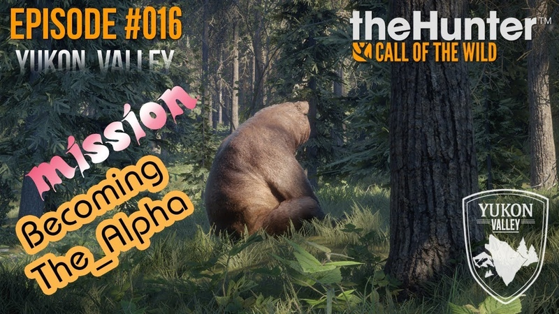 TheHunter COTW Ep 016 Becoming The Alpha missions