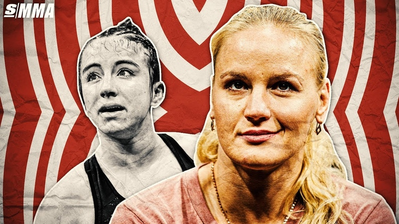 Shevchenko Maycee Barber still would have lost without injury