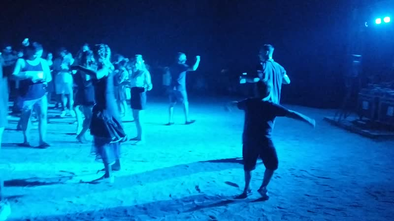 King of the dance floor...
