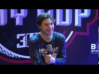 Семен Дер-Аргучинцев   Интервью в онлайн студии  3HL CITY CUP  3 ON 3 HOCKEY