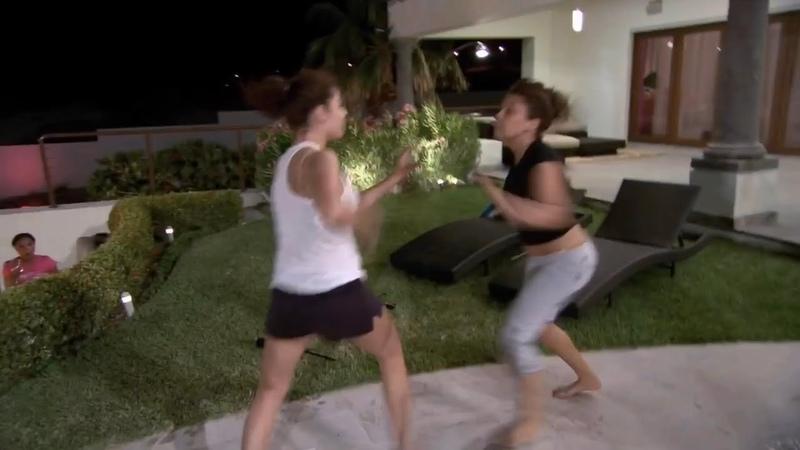 BGC9 - Christina VS Rima Unedited