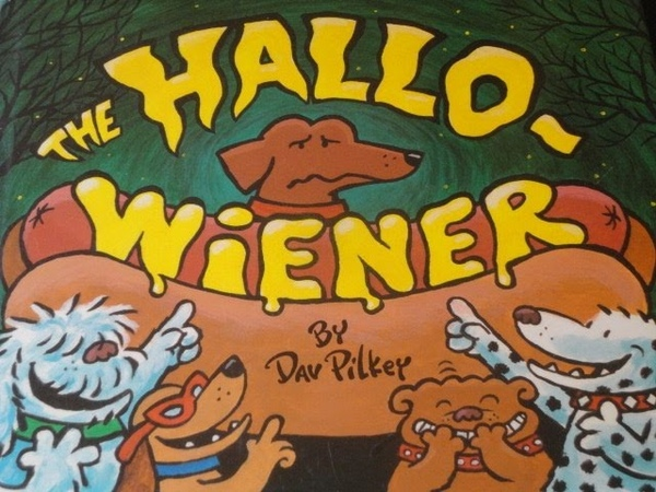Maria Tortilla's Storytime: The Hallo-Wiener by Dav Pilkey