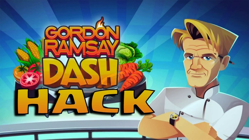 Gordon Ramsay DASH HACK - How to get UNLIMITED GOLD [TUTORIAL]