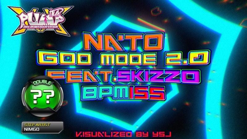 PUMP IT UP XX God Mode 2 0 갓 모드 2 0 feat Skizzo Hidden Double