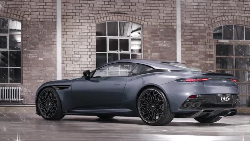 Aston Martin 007 DBS Superleggera от Neiman Marcus