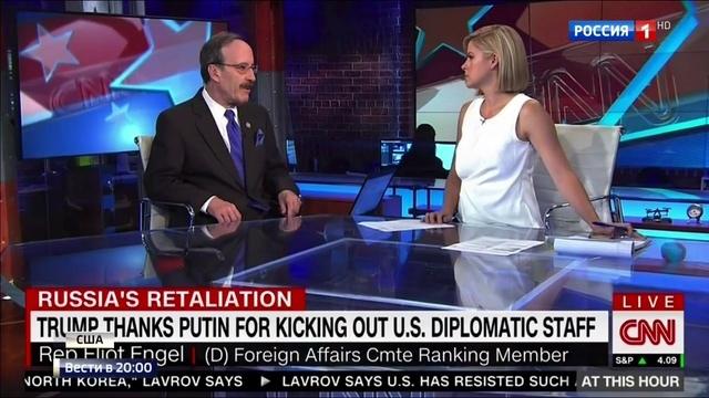Вести в 20:00 • Госдеп в ярости: Россия троллит США, Трамп отвечает Москве шутками