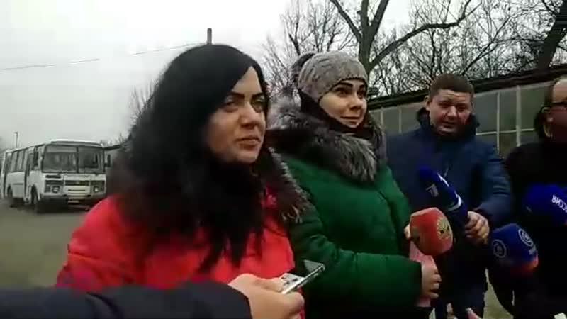 Эти две женщины Ольга Терлецкая и Марина Волкова отказались обмениваться на Украину