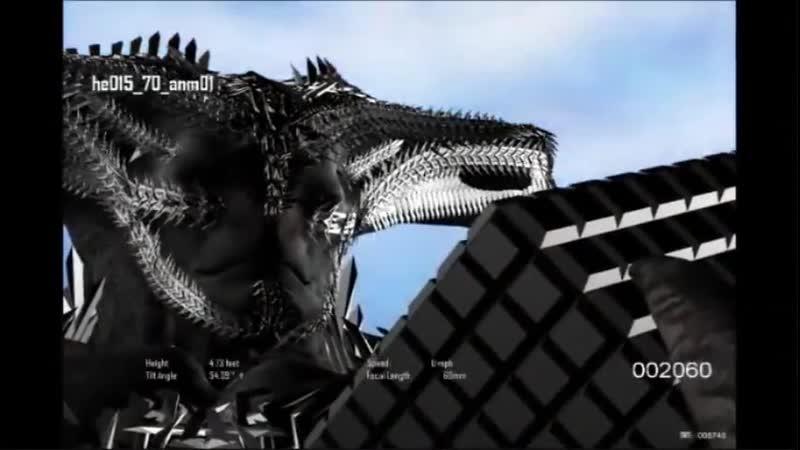 JLs original Steppenwolf design from the leaked previz footage