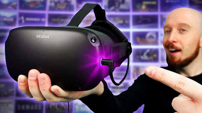 Oculus Link For Oculus Quest Is HERE