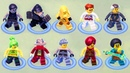 Lego Ninjago Shadow of Ronin PS Vita/3DS/Mobile - All Elemental Masters Characters Free Play