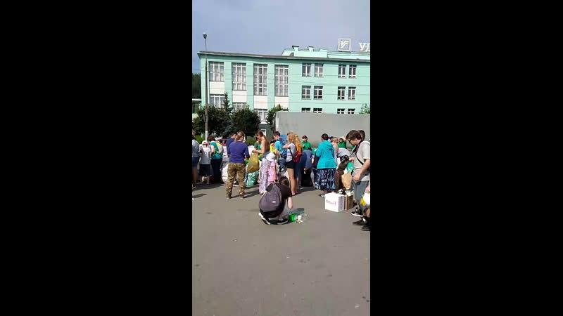 Раздельный сбор ресурсов в Ижевске