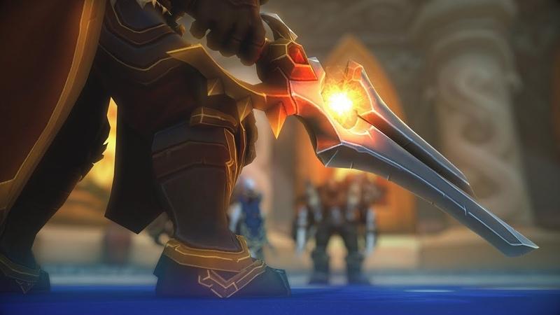 Ulduar remastered teaser (World of Warcraft Cinematic)
