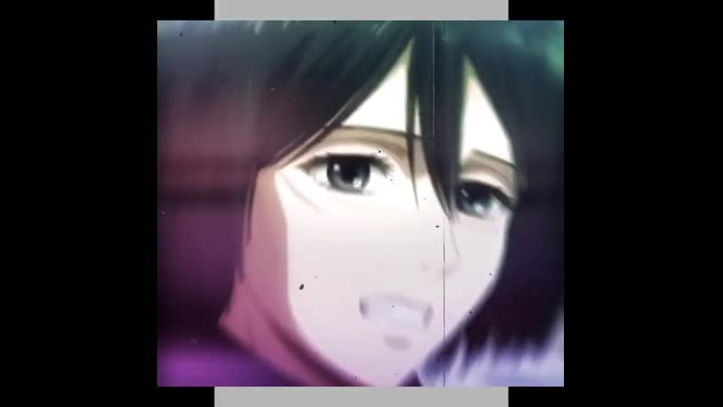 Mikasa ackerman attack on titan vine