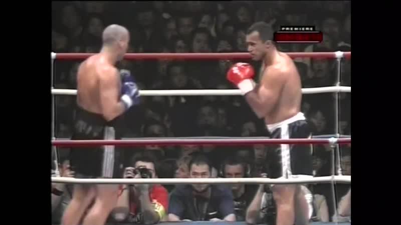 14 2000 12 10 Francisco Filho vs Stefan Leko K 1 World Grand Prix 2000 Quarter Finals