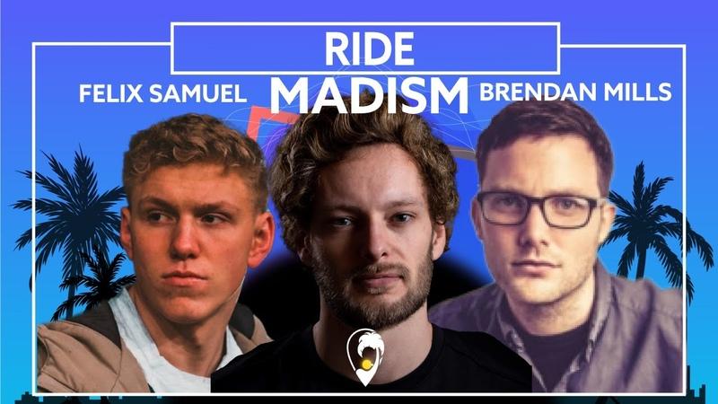 Madism Felix Samuel Brendan Mills Ride Lyric VIdeo