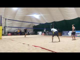 PLYAGKA - ПЛЯЖКА, пляжный волейбол навсегда.  Live