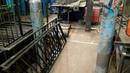 Изготовление перил, поручней. Завод металлоконструкций в Москве.