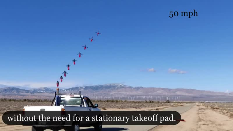 Design of a Ballistically-Launched Foldable Multirotor