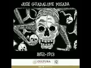 #el22recuerda al ilustrador, caricaturista y grabador mexicano josé guadalupe posada, nacido un día como hoy, pero de 1852.