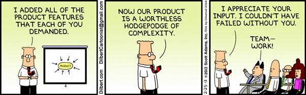 Почему так сложно сделать продукт простым?, изображение №6