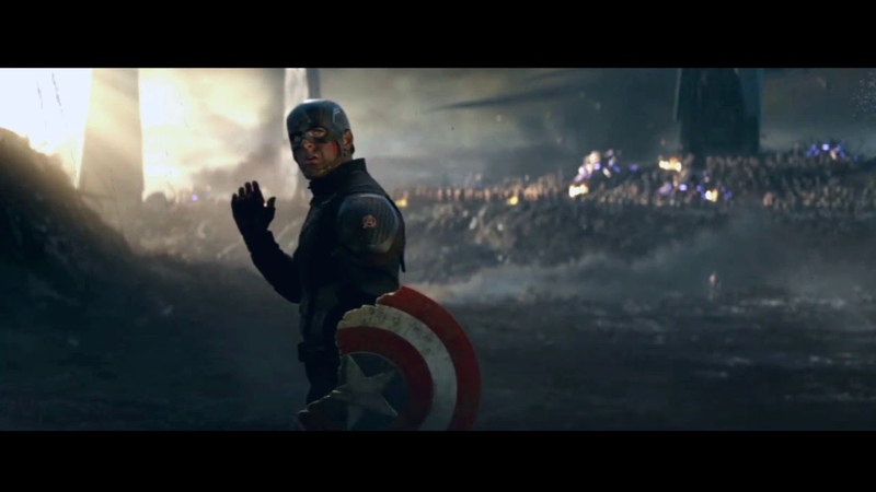 Avengers Endgame but it has Godzilla