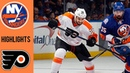 New York Islanders vs Philadelphia Flyers Full Game Highlighs NHL Preseason 2019