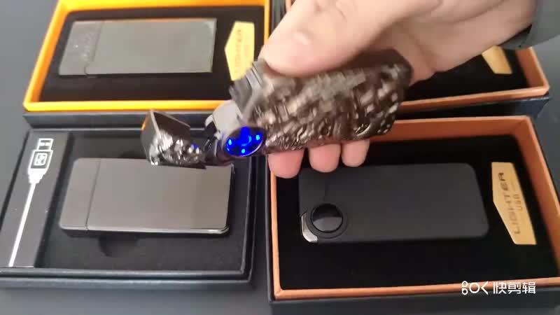 Новая двойная плазменная дуговая зажигалка