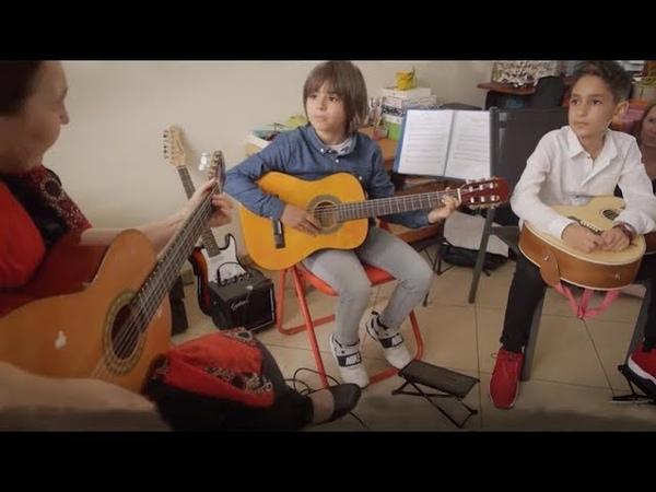 Concert fin d'année des élèves de Veronika BULYCHEVA 2019